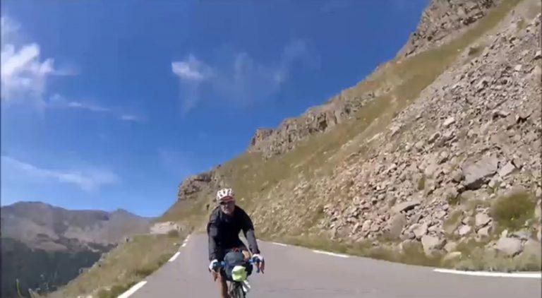 Giro della Lavanda in bicicletta 600km in 3 giorni.