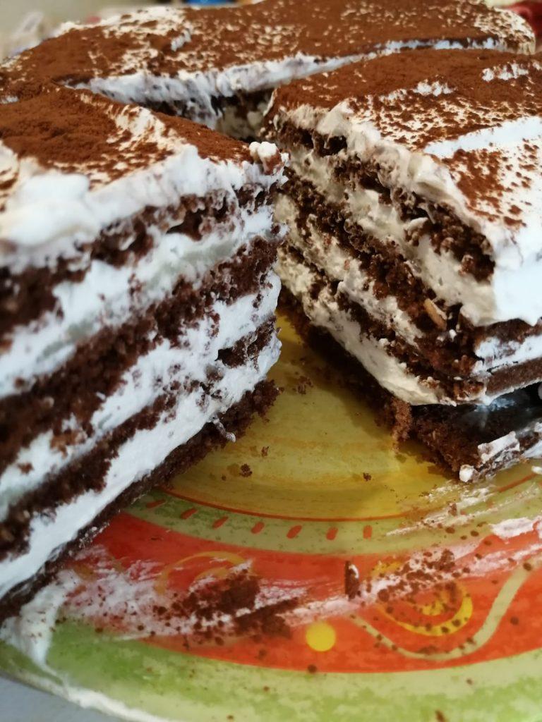 Brown velvet al cioccolato senza Glutine