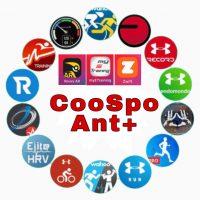 Sfascia Bluetooth ant+ adatto alle app Zwift,rouvy